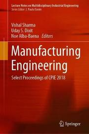Manufacturing Engineering