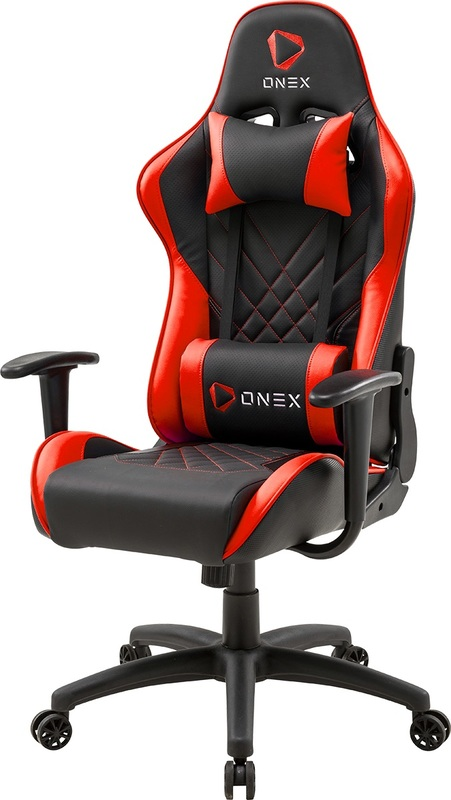Aerocool ONEX GX220 AIR Series Gaming Chair (Black & Red) for