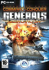 Command & Conquer Generals: Zero Hour for PC Games