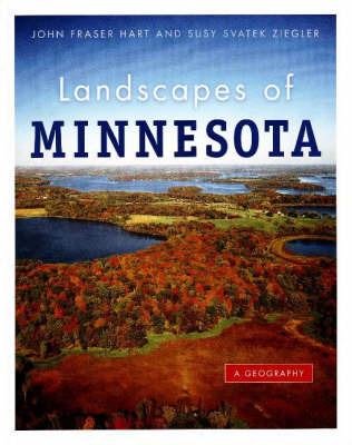 Landscapes of Minnesota by John Fraser Hart image