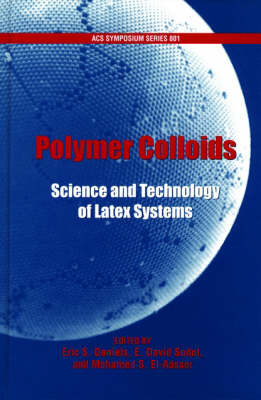 Polymer Colloids by Eric S. Daniels image
