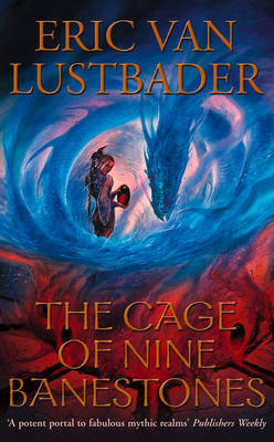 The Cage of Nine Banestones by Eric Van Lustbader image