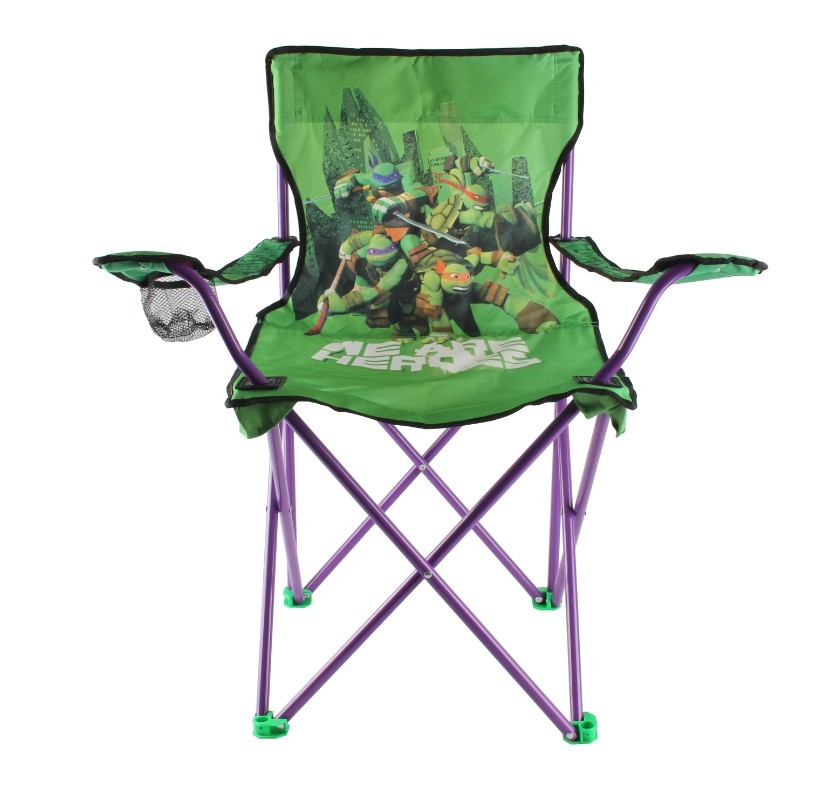 Teenage Mutant Ninja Turtles Camping Chair Large Toy At Mighty Ape Nz