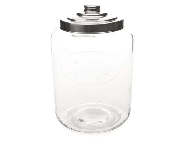 Maxwell & Williams - Glass Candy Jar (6L)