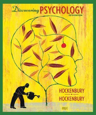 Discovering Psychology by Don H Hockenbury image