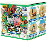 Digimon: DigiColle Data 2 (Blind Box)