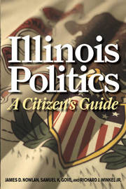 Illinois Politics by James D. Nowlan image