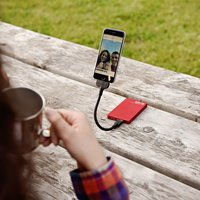 [FUSE] chicken BOBINE Blackout Everywhere Mount for iPhone