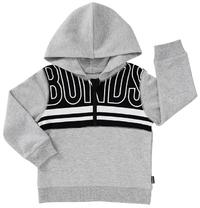 Bonds Cool Sweats w/ Zip - Strike Out Black (6-12 Months)