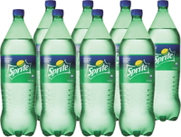 Sprite Soft Drink Lemonade (1.5l X 8)