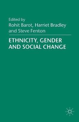Ethnicity, Gender and Social Change by Rohit Barot image