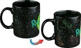 Rick and Morty - In the Stars Heat Change Mug