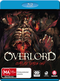 Overlord Complete - Season 1 on Blu-ray