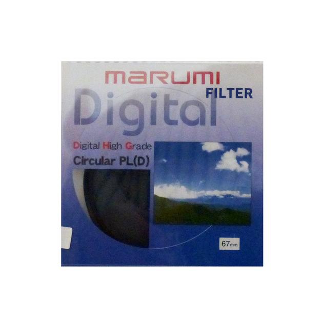 Marumi DHG Circular Polarising Filter 67mm