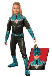 Captain Marvel: Kree Suit - Children's Costume (Large)