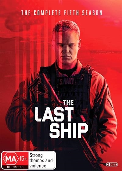 The Last Ship: Season 5 on DVD