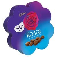 Cadbury Roses Flower Box (275g)