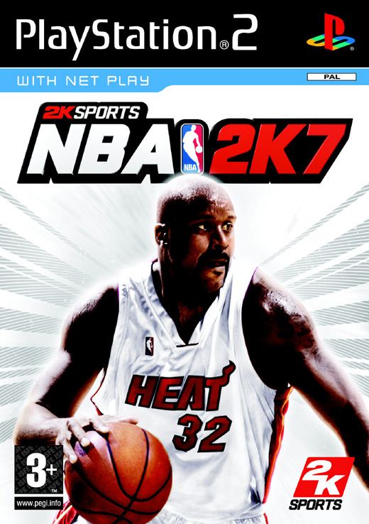 NBA 2K7 for PlayStation 2 image