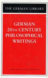 German Essays on Philosophy image