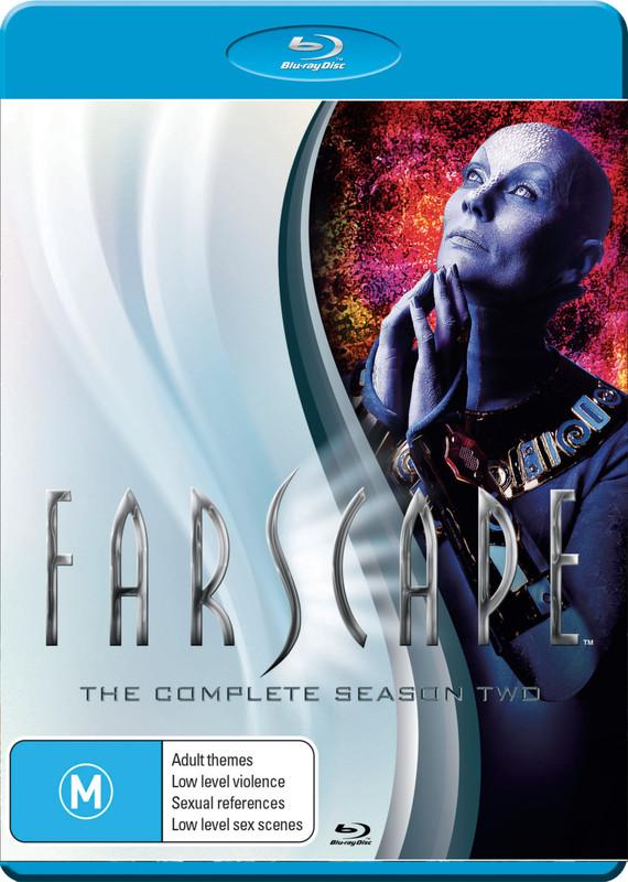 Farscape - The Complete Second Season on Blu-ray