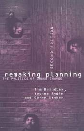 Remaking Planning by Tim Brindley image