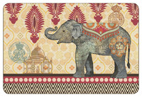 Caravan Elephants Placemats (set of 6)