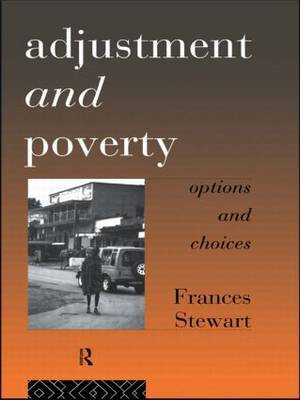 Adjustment and Poverty by Frances Stewart image