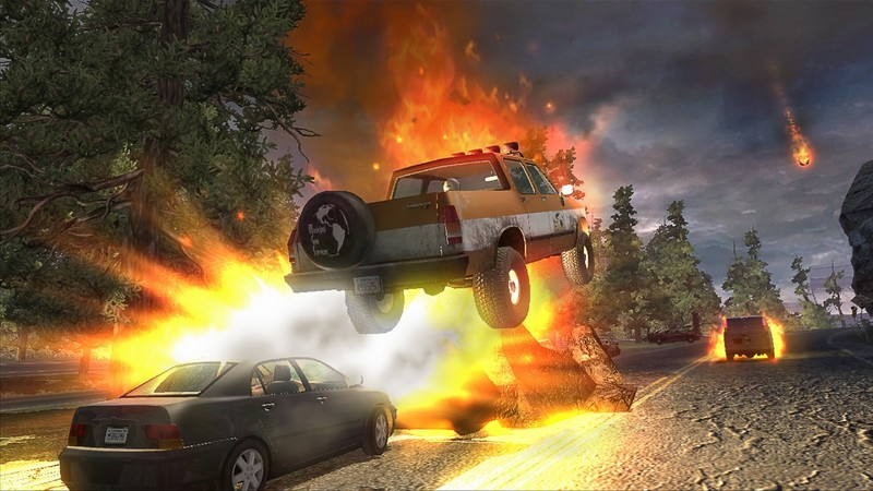 Stuntman: Ignition for PlayStation 2 image