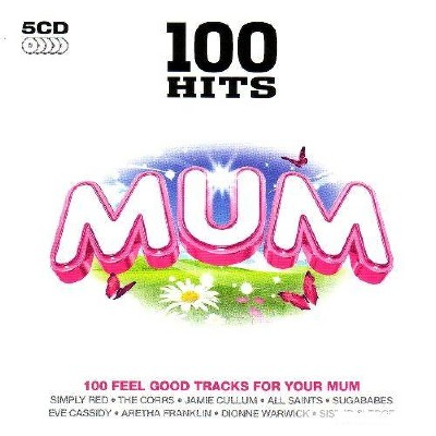 100 Hits: Mum (5 CD Set) by Various image
