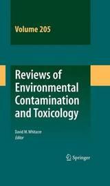 Reviews of Environmental Contamination and Toxicology Volume 205 image