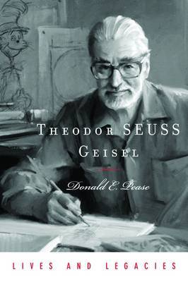 Theodor SEUSS Geisel by Donald E. Pease image