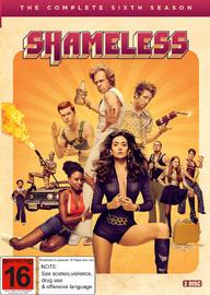 Shameless - The Complete Sixth Season on DVD