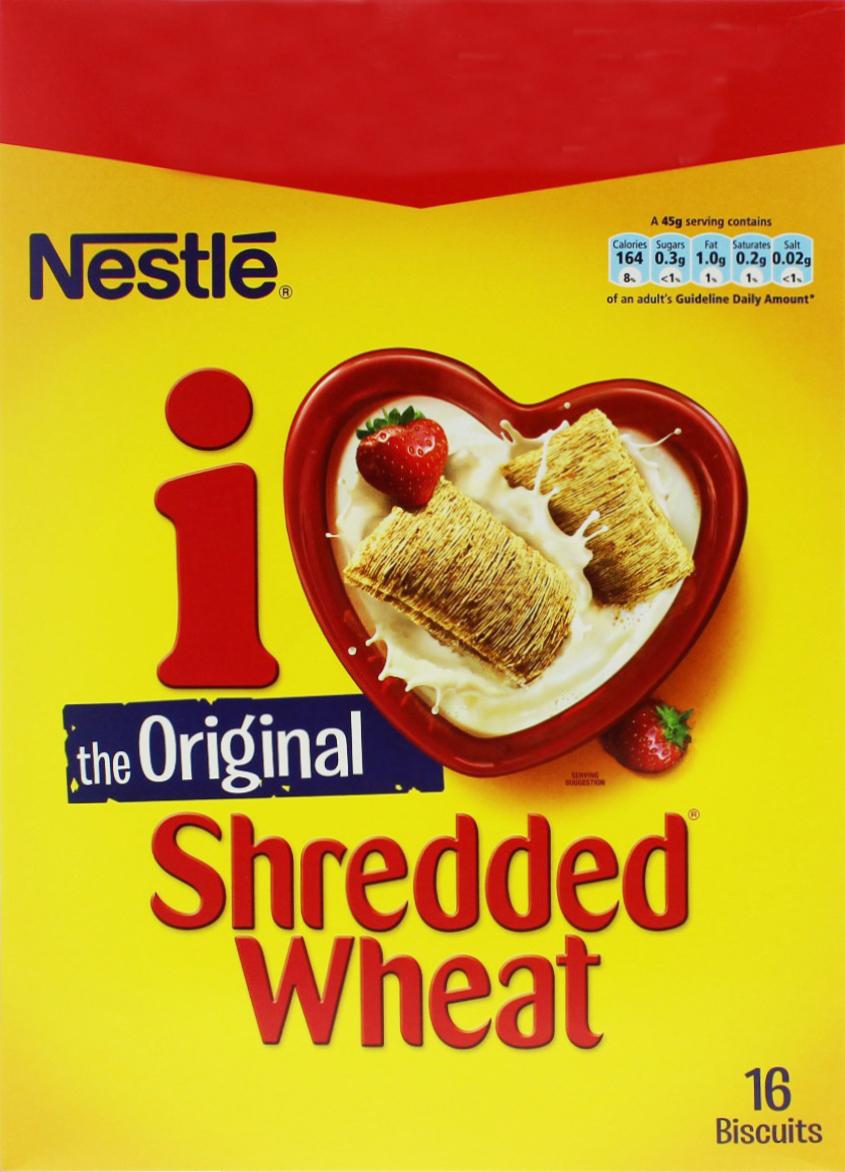 Nestlé Shredded Wheat (360g) image