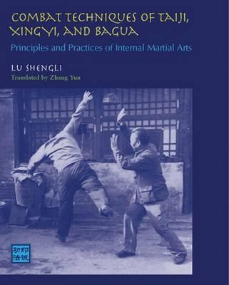 Combat Techniques Taiji Xingyi by Lu Shengli image