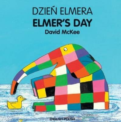 Elmer's Day by David McKee image