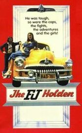 The Fj Holden on DVD