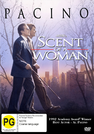 Scent of a Woman on DVD image