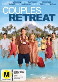 Couples Retreat on DVD