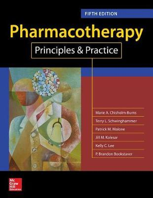 Pharmacotherapy Principles And Practice by Chisholm image