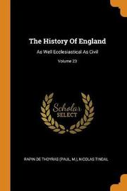 The History of England by ***** M*** *****