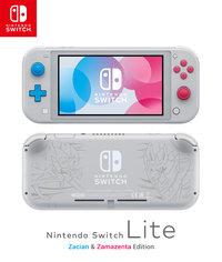 Nintendo Switch Lite Zacian & Zamazenta Limited Edition for Switch