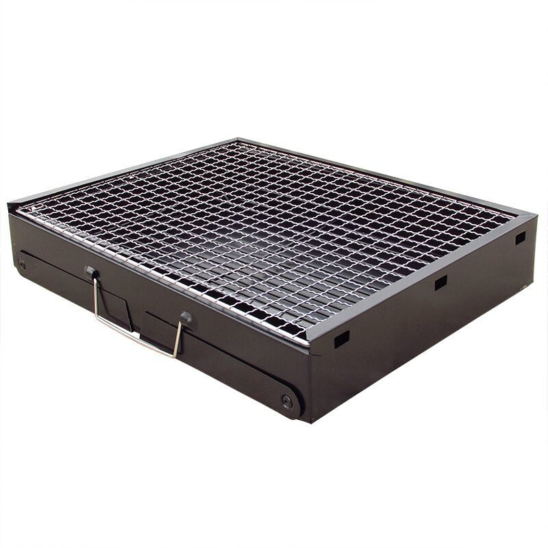 Foldable and Portable Charcoal BBQ Grill image