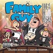 Family Guy: Live In Vegas [Explicit Lyrics] by Original Soundtrack
