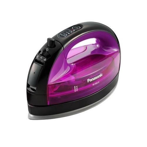 Panasonic: Cordless Iron - Purple/Black