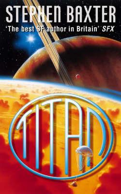 Titan by Stephen Baxter image