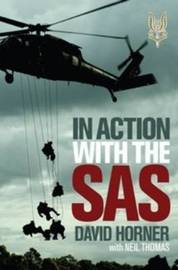 In Action with the SAS by David Sanford Horner image