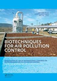 Biotechniques for Air Pollution Control image