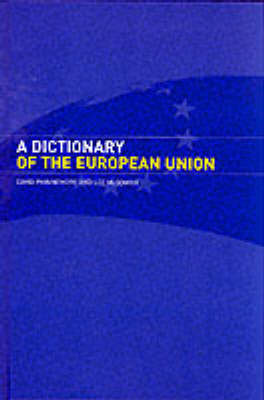 A Dictionary of the European Union image