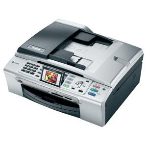 Brother MFC440CN Network Ready Inkjet Multifunction Centre Print Scan Fax and Copy image