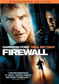 Firewall on DVD image